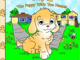 """Chip, the Puppy With Two Homes"""
